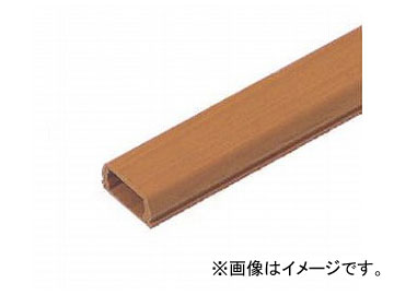 未来工業/MIRAI プラモール(ウッドタイプ・テープ付) 3号 WML-3T3 ケヤキ調 1m 入数:10本