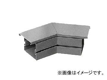 未来工業/MIRAI プラスチックダクト付属品 ジョイント 曲ガリ45° 1020型