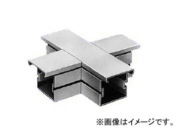 未来工業/MIRAI プラスチックダクト付属品 クロスジョイント 1020型