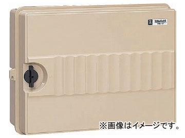 未来工業/MIRAI ウオルボックス(プラスチック製防雨スイッチボックス) ヨコ型 420×578mm