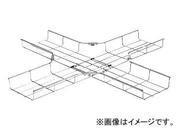 未来工業/MIRAI ミラメッシュ 十字形分岐ラック キット品 ステンレス仕様 SRM6X-K30S 1000×1000mm