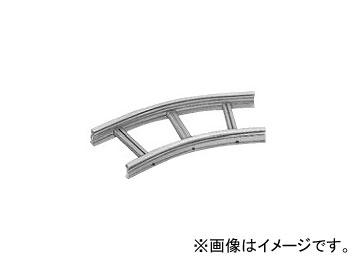 未来工業/MIRAI EGラック 水平ベンドラック 30° 80型用 SRA80H-30-100 1000×80mm