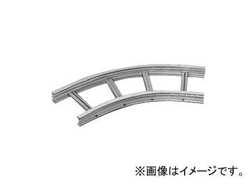 未来工業/MIRAI EGラック 水平ベンドラック 45° 80型用 SRA80H-45-60 600×80mm
