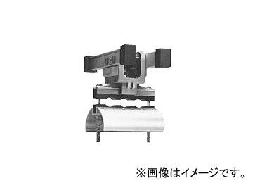 未来工業/MIRAI アルミレール用ケーブルカッシャー 600型 キャプタイヤケーブル並列用 ブラケット70R CKA-603 192×232mm