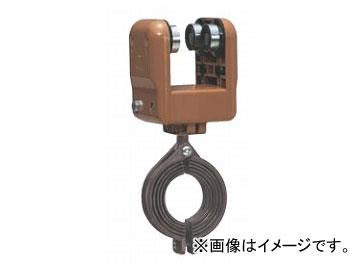 未来工業/MIRAI C形鋼用ケーブルカッシャー ダブルローラー80AWM型 C形鋼30×60mm用 メインローラーベアリング仕様 CK-86AWMZZ 249×111mm