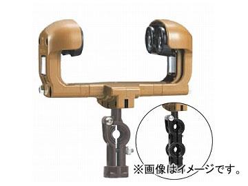 未来工業/MIRAI I形鋼用ケーブルカッシャー ダブルローラー300型 I型鋼125・150mm用 CK-302 222×207mm