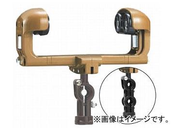 未来工業/MIRAI I形鋼用ケーブルカッシャー ダブルローラー400型 I型鋼175・190mm用 CK-402 222×247mm
