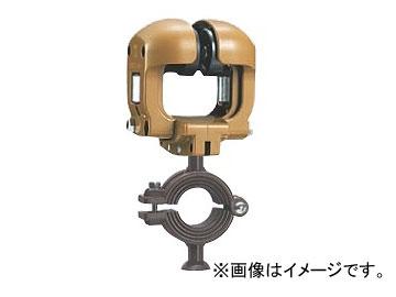 未来工業/MIRAI H形鋼用ケーブルカッシャー ダブルローラー230型 H型鋼50mm用 CK-234 207×110mm