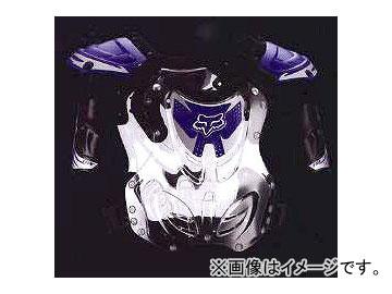 2輪 ダートフリーク フォックスレーシング R3ルーストデフレクター 06093 ブルー Mサイズ(150~170cm)