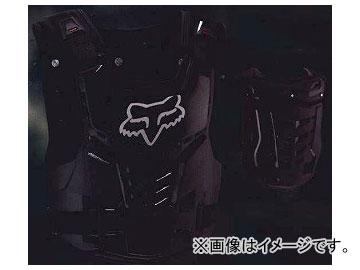 2輪 フォックスレーシング プロフレームLCルーストデフレクター 06117-001 ブラック サイズ:S/M(胸囲81~101cm),L/XL(胸囲102~122cm)