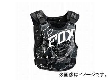 2輪 ダートフリーク フォックスレーシング プロフレーム LCルーストデフレクター インザブラック 06124 ブラック サイズ:S/M,L/XL