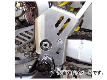 2輪 ダートフリーク ワークスコネクション フレームガード WC15-017 ホンダ CR85R 2003年~2007年