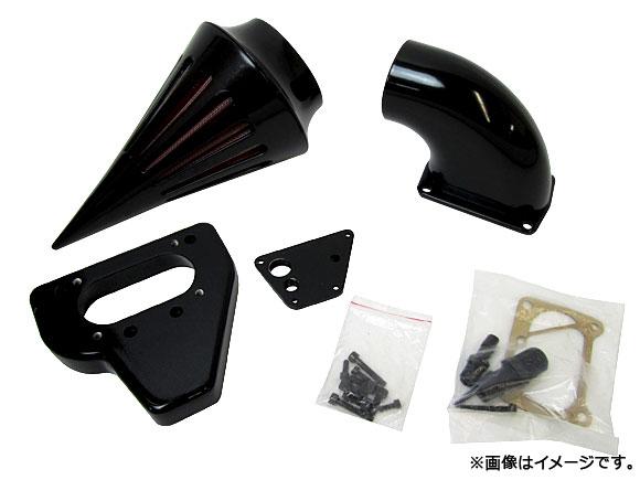 2輪 AP エアークリーナーキット ブラック AP-TNAC010-BLACK ホンダ VTX 1800 2002年~2009年