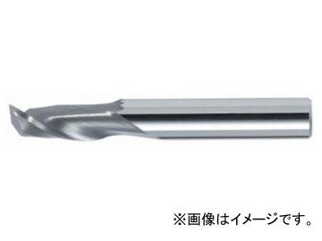 ムラキ ディキシ アルミ加工用 超高速切削エンドミル 1枚刃スクエア ねじれ角25° 刃径:10mm DIXI 7561