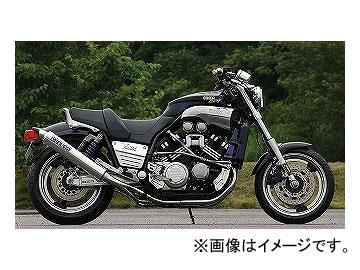 2輪 OVER マフラー ステンアルミ S/O 10-34-02 ヤマハ V-MAX1200 JAN:4539770007484