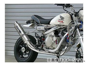 2輪 OVER マフラー GP-PERFORMANCE Type-S 13-01-39 ホンダ モンキー JAN:4539770100550