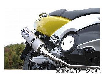 2輪 OVER マフラー チタンオーバル 13-37-00 ヤマハ T-MAX ~2003年 JAN:4539770001994