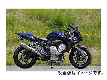 2輪 OVER マフラー GP-PERFORMANCE Type-S チタン 20-48-ST ヤマハ FZ-1 2006年~2007年 JAN:4539770102349