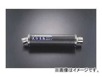 2輪 OVER リペアサイレンサー E-4 カーボン R 40-98-11 JAN:4539770080401