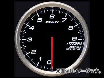 デフィ/Defi デフィリンクメーター アドバンスBF タコメーター DF10901 φ80 照明色:ホワイト