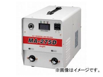 人気新品入荷 MA-275D:オートパーツエージェンシー マイト工業/might インバータ直流溶接機-DIY・工具
