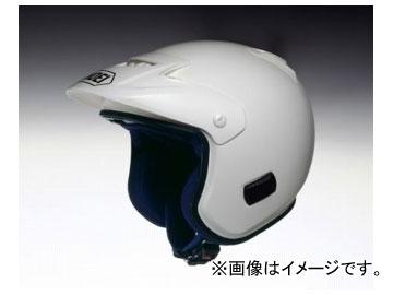 2輪 ショウエイ/SHOEI ヘルメット TR-3 ホワイト サイズ:XS(53cm),S(55cm),M(57cm),L(59cm),XL(61cm)