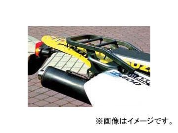 2輪 クラブグリーンサム リアサポートキャリア タイプIII P024-6387 スズキ DR250R