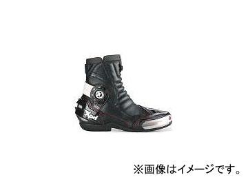 2輪 XPD X-ONE ライディングブーツ ブラック サイズ:25.0cm,25.5cm,27.5cm,28.0cm,28.5cm