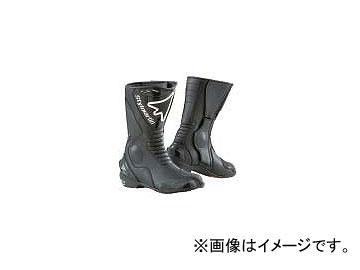 2輪 スティルマーティン ブーツ DIABLO レーシングモデル ブラック サイズ:23.5cm,24.5cm,25.0cm,25.5cm,26.5cm他