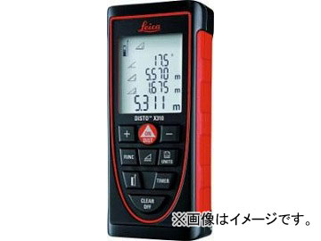 タジマ/TAJIMA レーザー距離計 ライカディスト X310 DISTO-X310 JAN:7640110693278