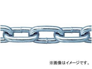 ニッサチェイン/NISSA CHAIN ヘビーリンク 鉄 ユニクロ 30m IW115 JAN:4968462058013
