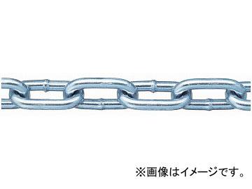 ニッサチェイン/NISSA CHAIN ヘビーリンク 鉄 ユニクロ 30m IW85 JAN:4968462058112