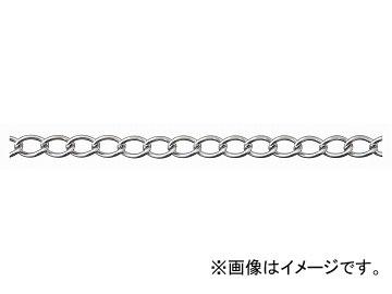 ニッサチェイン/NISSA CHAIN ワイドマンテル ステンレス 電解研磨 30m SM126 JAN:4968462061600