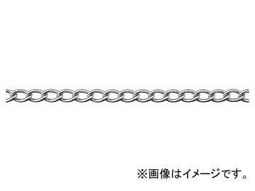 ニッサチェイン/NISSA CHAIN マンテル ステンレス 電解研磨 30m SM30 JAN:4968462060405