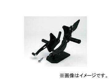 2輪 スパイス バックステップ 0102BSB1Y107B ブラック ヤマハ V-MAX1200 ~2008年