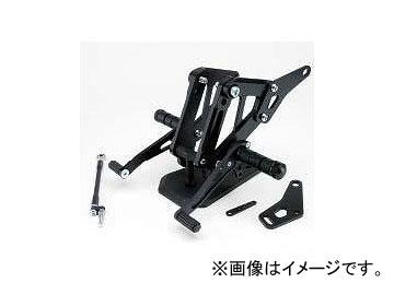 2輪 スパイス バックステップ 0102BSB1K104B ブラック カワサキ ゼファー1100/RS