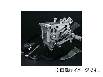 2輪 スパイス バックステップ 0102BS1K901B シルバー カワサキ GPZ900R