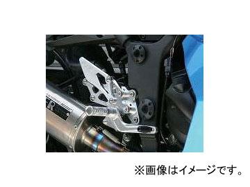2輪 オーヴァーレーシング バックステップ P042-8670 カワサキ ニンジャ250R