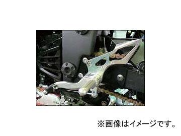 2輪 ビートジャパン バックステップ P032-0667 ハイパーバンク(SV)固定 カワサキ ニンジャ250R 2008年~2011年