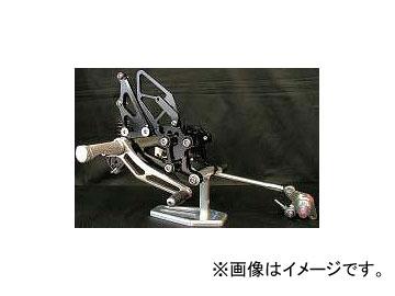 2輪 ウッドストック バックステップ P012-7029 OBタイプ 逆チェンジ可 ホンダ CBR600RR 2003年~2006年