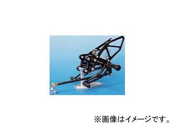 2輪 ウッドストック バックステップ P010-1853 BBタイプ 逆チェンジキット設定 カワサキ ZZR1400
