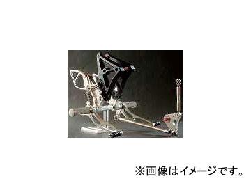 2輪 ウッドストック バックステップ P012-7051 OBタイプ 逆チェンジ可 ビューエル XB9R/12R