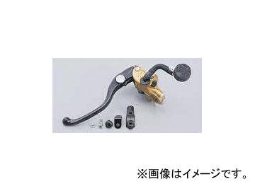 2輪 デイトナ ニッシン ラジアルクラッチマスターシリンダー P028-0731 ゴールド/ブラック 縦型φ19(3/4インチ) 横型φ14mm相当