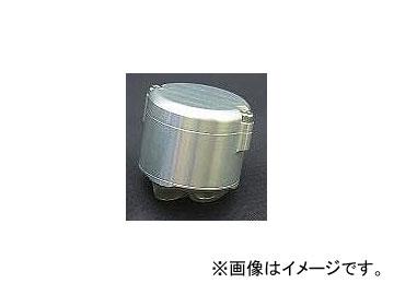 2輪 クラフトマン プレッシャースイッチ P018-0885 シルバー ビレットブレーキタンク ミニ ブレンボラジアルマスター用