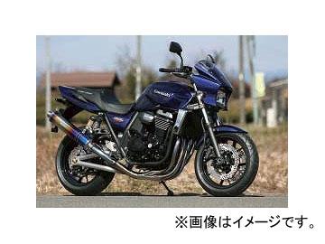 2輪 アールズギア マフラー(スポーツ) シングル P040-5744 カワサキ ZRX1200 ダエグ