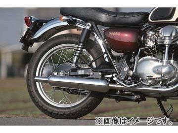 2輪 アールズギア マフラー(スポーツ) ツイン P041-3707 カワサキ W400
