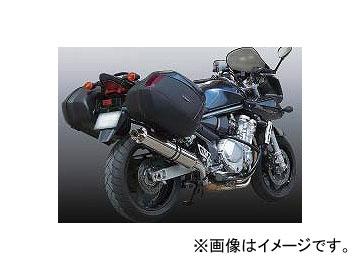 2輪 テックサーフ マフラー(スポーツ) ZEEX-S/O P040-3479 ポリッシュチタン スズキ バンディット1250/S パニア
