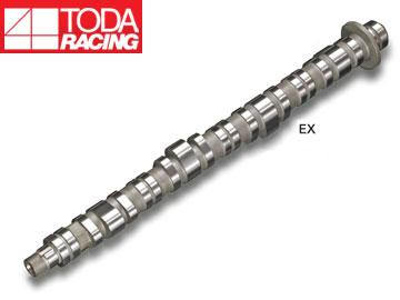 戸田レーシング/TODA RACING S2000 F20C/F22C ハイパワープロフィールカムシャフト 1本分 EXタイプ 14121-F20-C0C