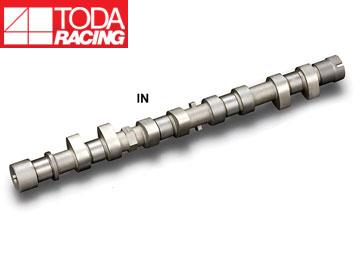 戸田レーシング/TODA RACING ロードスター B6(NA6CE)ハイパワープロフィールカムシャフト 1本分 INタイプ 14111-B60-L12 ※ノーマルコンピューター使用可