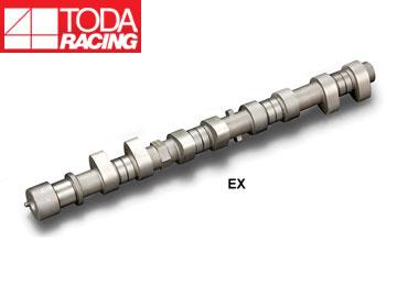 戸田レーシング/TODA RACING ロードスター B6(NA6CE)ハイパワープロフィールカムシャフト 1本分 EXタイプ 14121-B60-L31 ※シリンダーヘッド一部加工必要